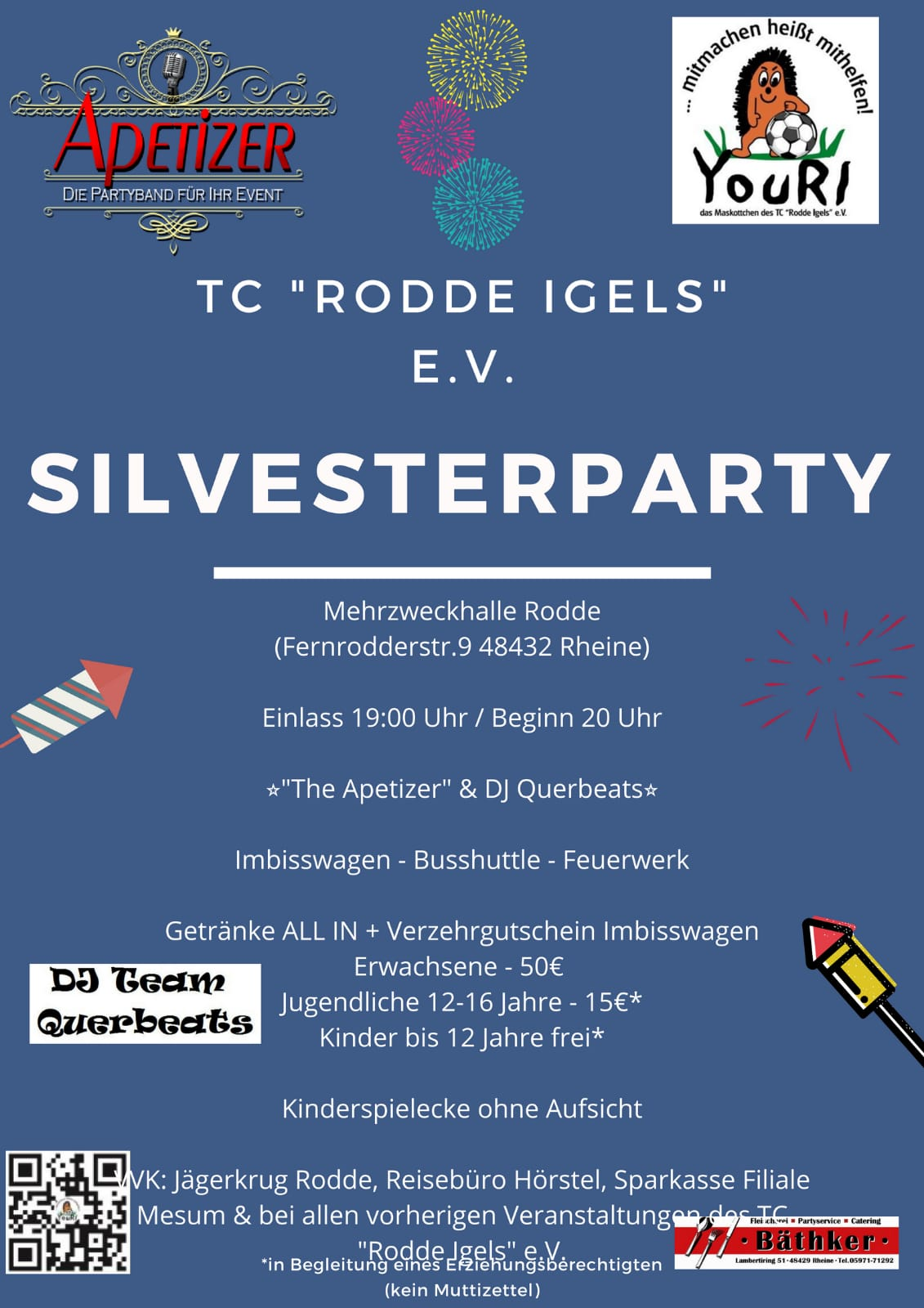 Silvesterparty 2018